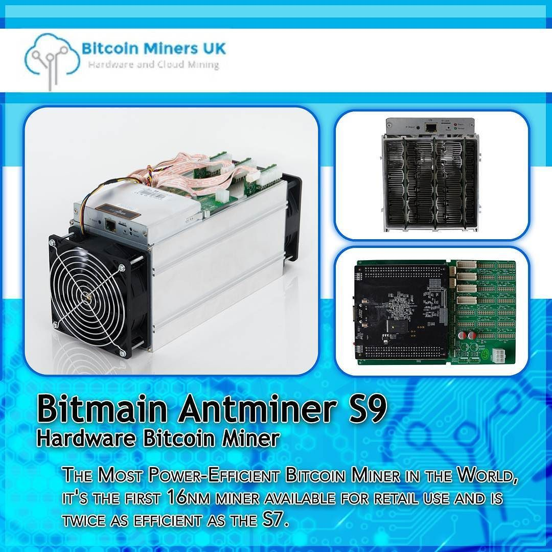 Bitmain Funding Purse Better Then The S9 Antminer