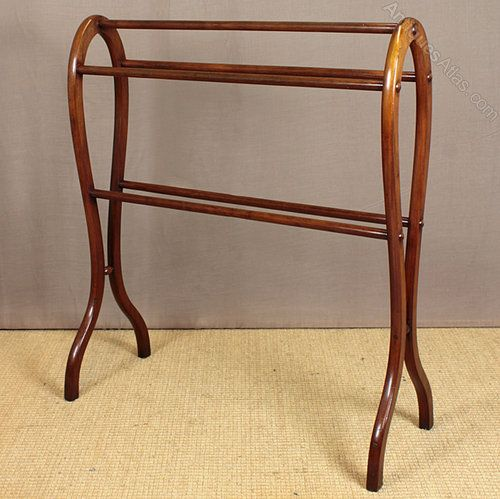 Best Victorian Mahogany Towel Rail Towel Rail Victorian Home Decor 640 x 480