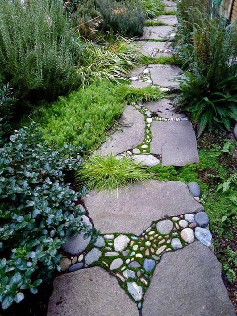 Photo of 50+ Cool DIY Garden Path Designs You Can Bulid To Complete Your Gardensb #diy #d…