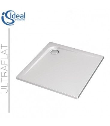 Piatto Doccia Colorato Ideal Standard.Ideal Standard Ultraflat K517501 Piatto Doccia Acrilico 120x120 Cm
