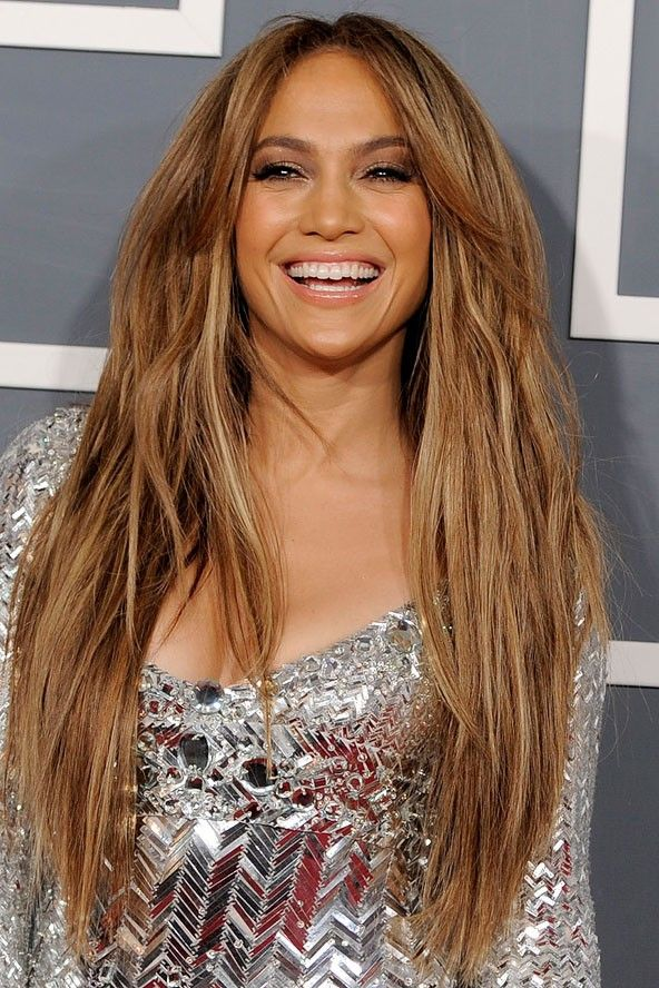 Jlo Haircolor Jennifer Lopez Hair Color Formula Hair Pinterest