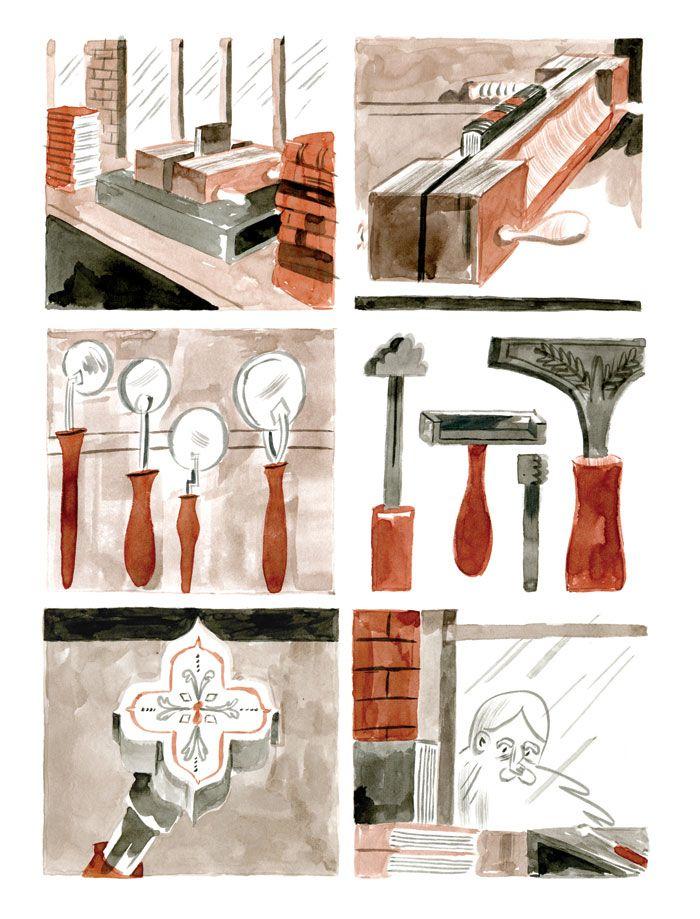 Vignettes of Ystov by William Goldsmith - Google Search