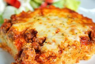 The Ultimate Baked Spaghetti