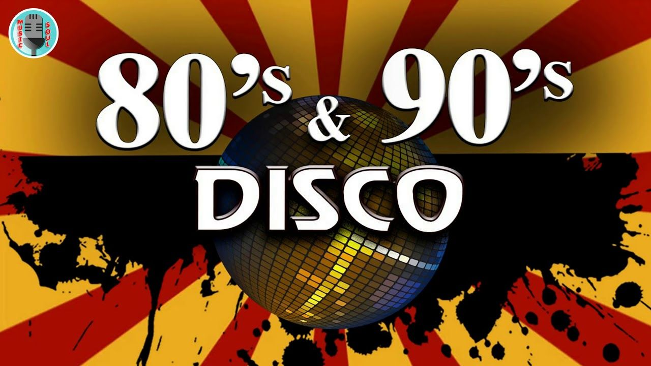 Golden Hits of Disco 70s 80s 90s EURO DISCO Megamix
