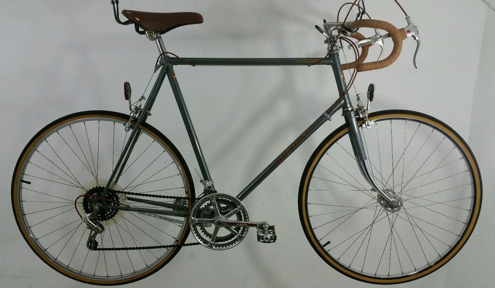 Minty Nishiki Custom Sport Steel Lugged Bike 64cm Kuwahara Tange Shimano 600 Bike Vintage Bikes Shimano