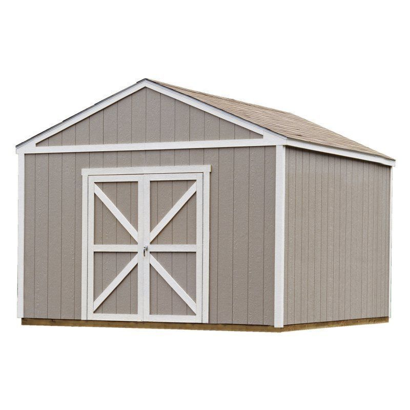 Handy Home Columbia Storage Shed 12 X 12 Ft 18215 0 12x12shedplan Wooden Storage Sheds Outdoor Storage Sheds Shed Storage