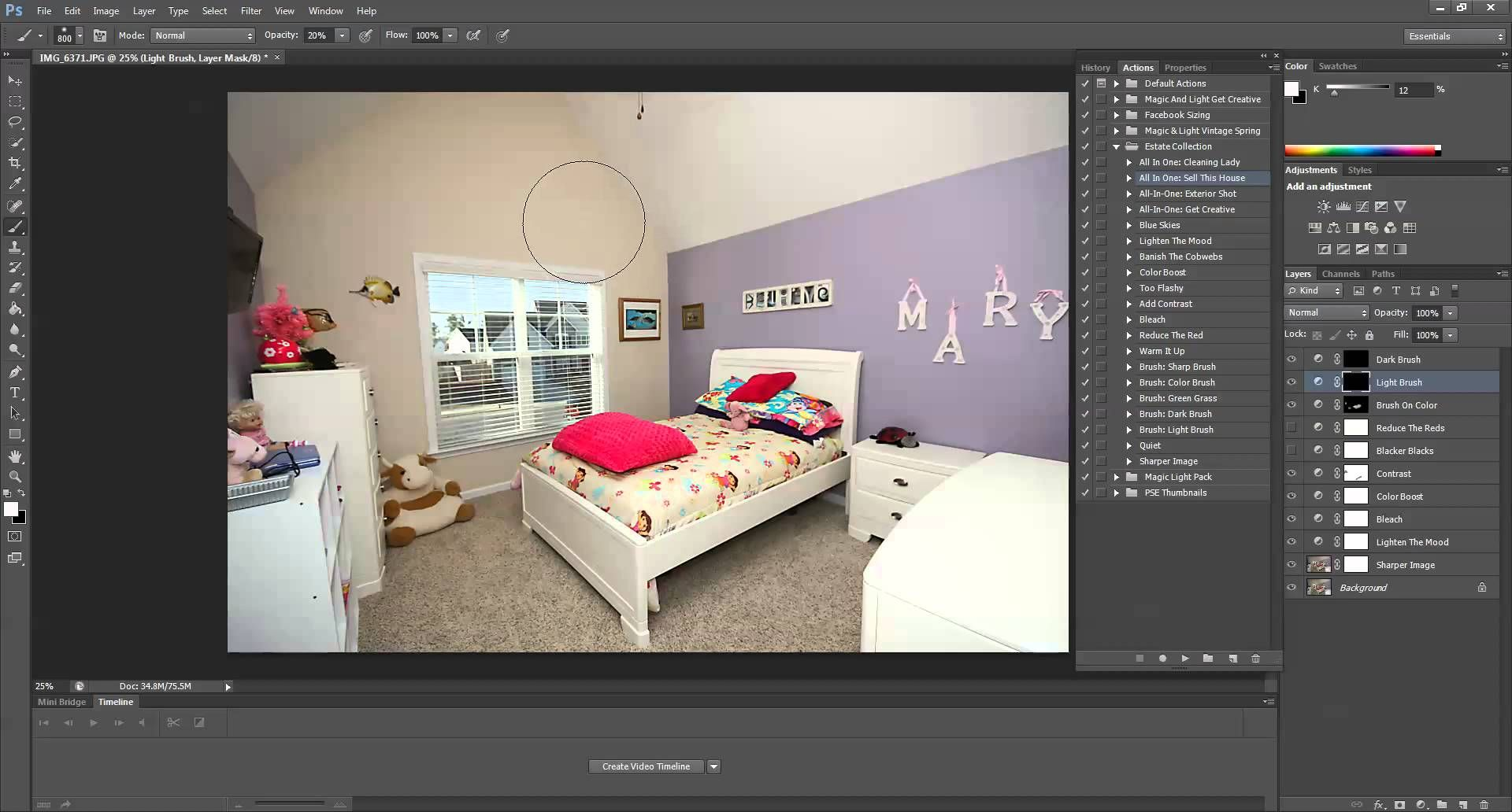 How to edit interior photos in photoshop and photoshop elements how to edit interior photos in photoshop and photoshop elements baditri Images