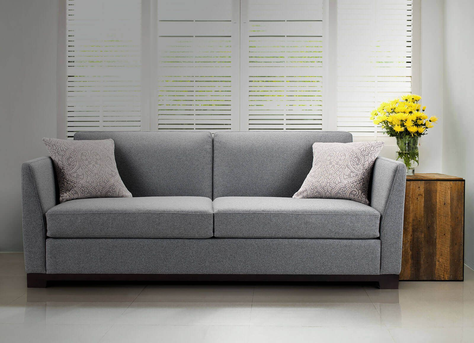 Furl And It S A Sofa Bed Comfortable Sofa Bed Stylish Sofa Bed