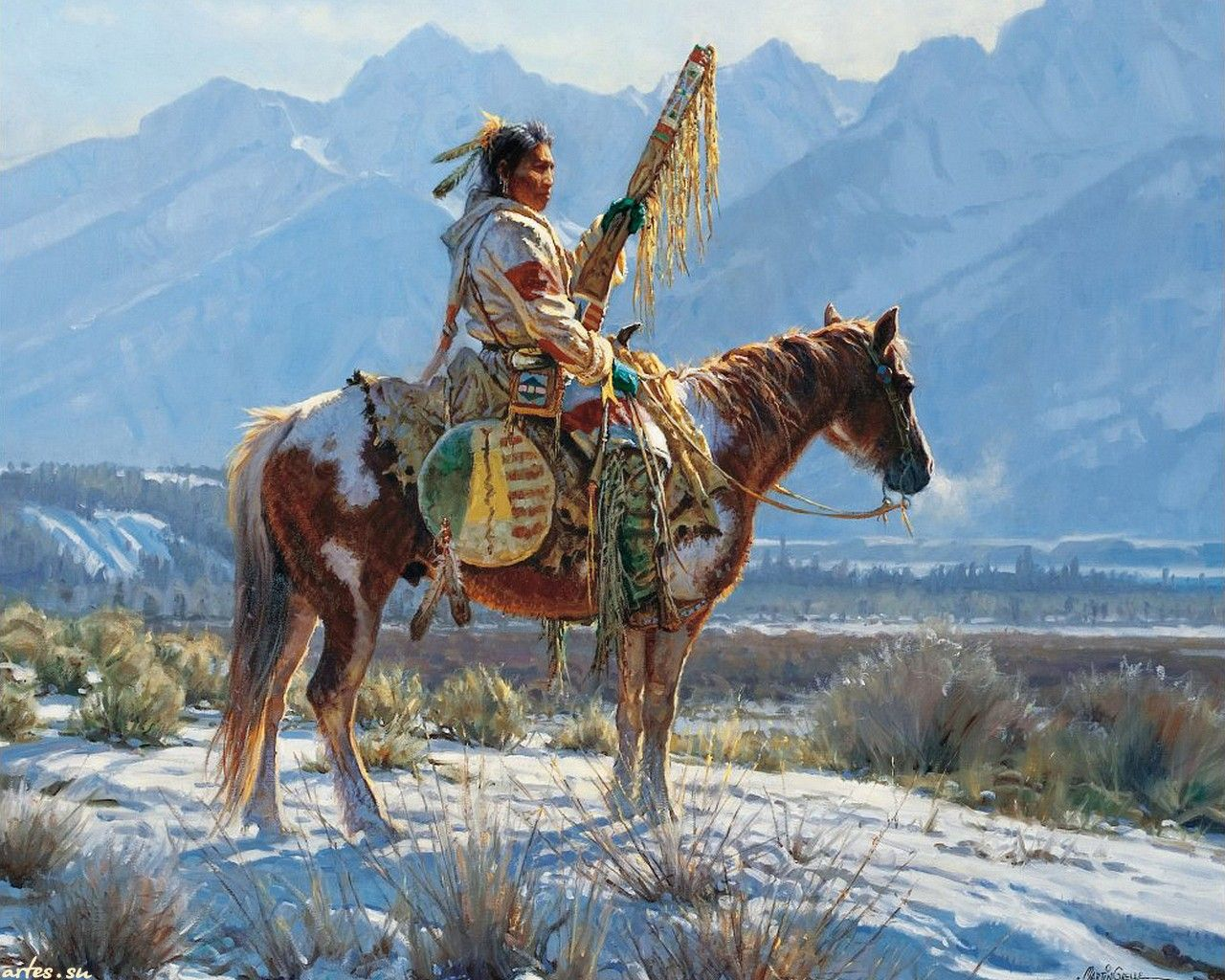 by Grelle Martin Western, Native American Pinterest
