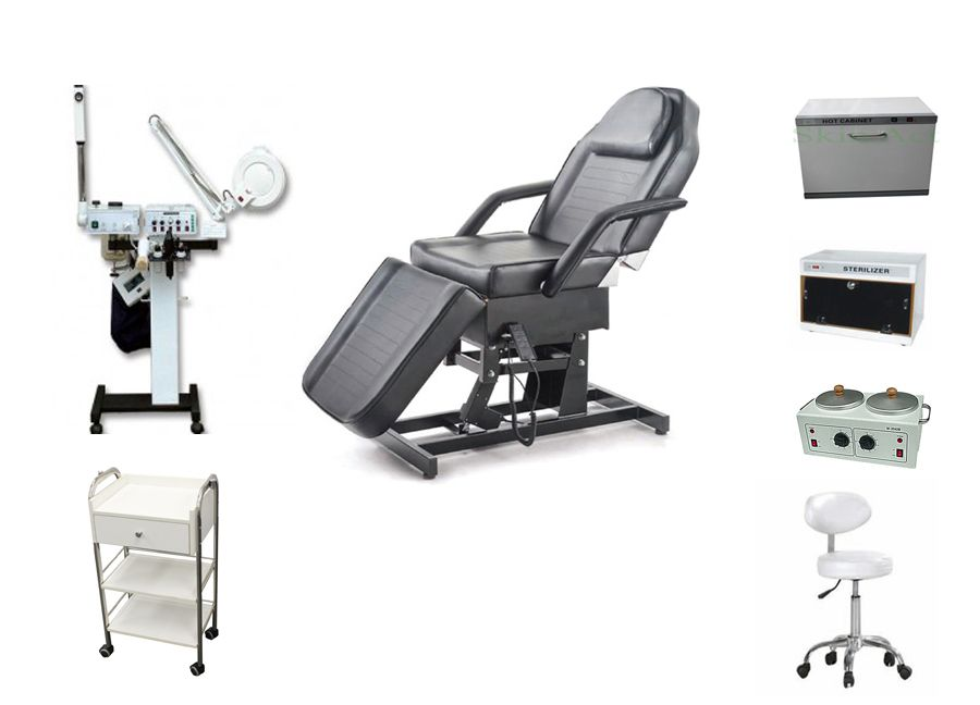 Platinum Spa Equipment Package Skin Care Spa Massage Therapy Rooms Facial Spa