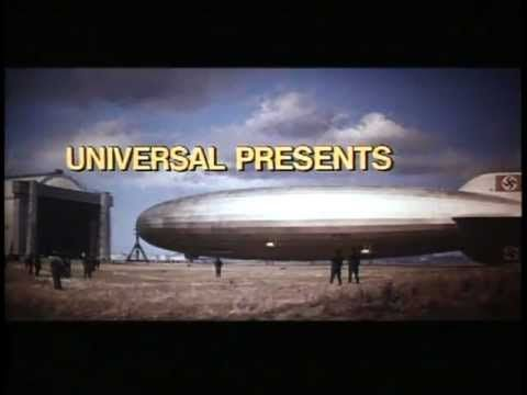 ■ THE HINDENBURG  ■ 1975 ■ The Hindenburg is a American historical rampenfilm from 1975, under the direction of Robert Wise.