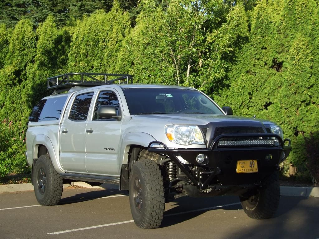 2nd gen toyota tacoma camp sportsmen family build expedition portal