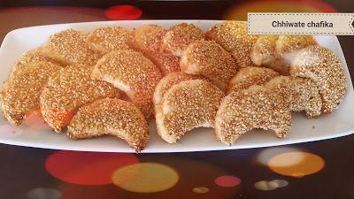 حلويات العيد حلوة الهلال بالكوك هشيشة و لذيييذة بمكونات بسيطة Food Breakfast Biscuits