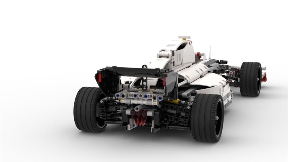 Lego Technic 911 Porsche