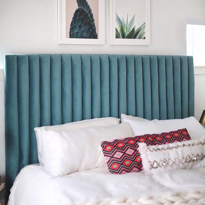 Best Abid Upholstered Platform Bed In 2020 Luxury Bedroom 640 x 480