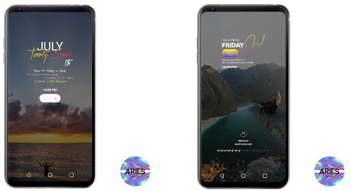 ARIES COLORS KWGT v2.1 Paid Apk Free Download Samsung