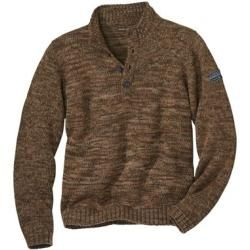 Photo of Melierter Strickpullover Yukon Atlas For MenAtlas For Men