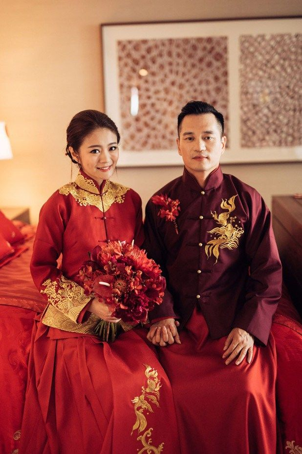 Ady An and Chen Rong Lian Celebrity marriage Pinterest Chen - sch ller k chen zubeh r