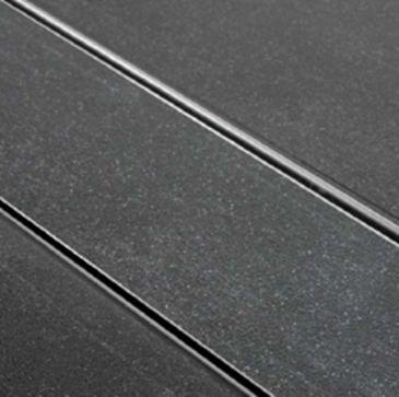 Stainless Steel Linear Shower Floor Drain Tile Insert Wet Bathroom 50-80cm