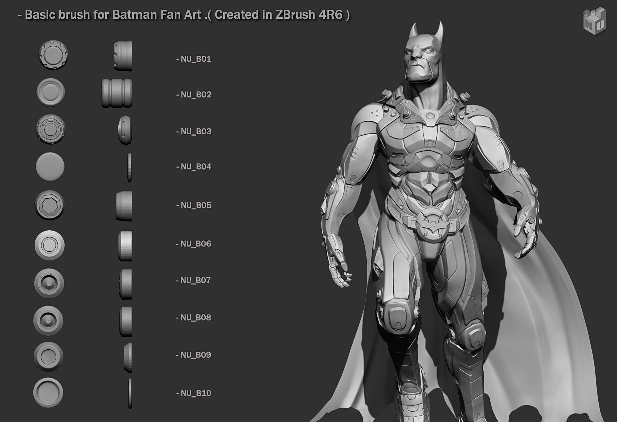 free brush download http://www.sendspace.com/file/h88zsq | Zbrush ...