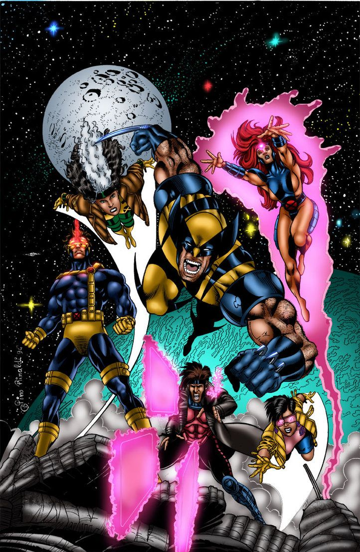 X Men 0 By Marcbourcier On Deviantart X Men Xmen Comics Comic Poster