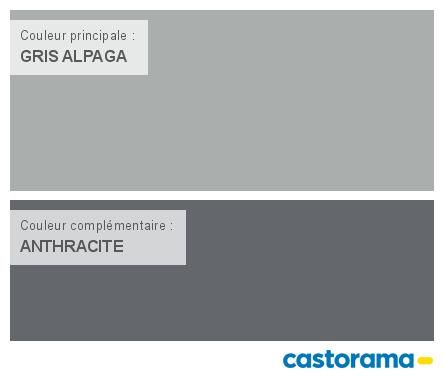 castorama nuancier peinture mon harmonie peinture gris alpaga satin de dulux valentine cr me. Black Bedroom Furniture Sets. Home Design Ideas