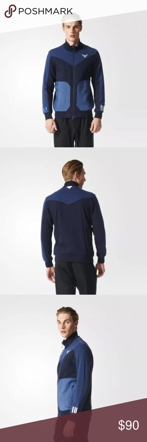 Adidas Adidas Originals White X NWT White Mountaineering Jacket NWT | 8d1bf9f - accademiadellescienzedellumbria.xyz