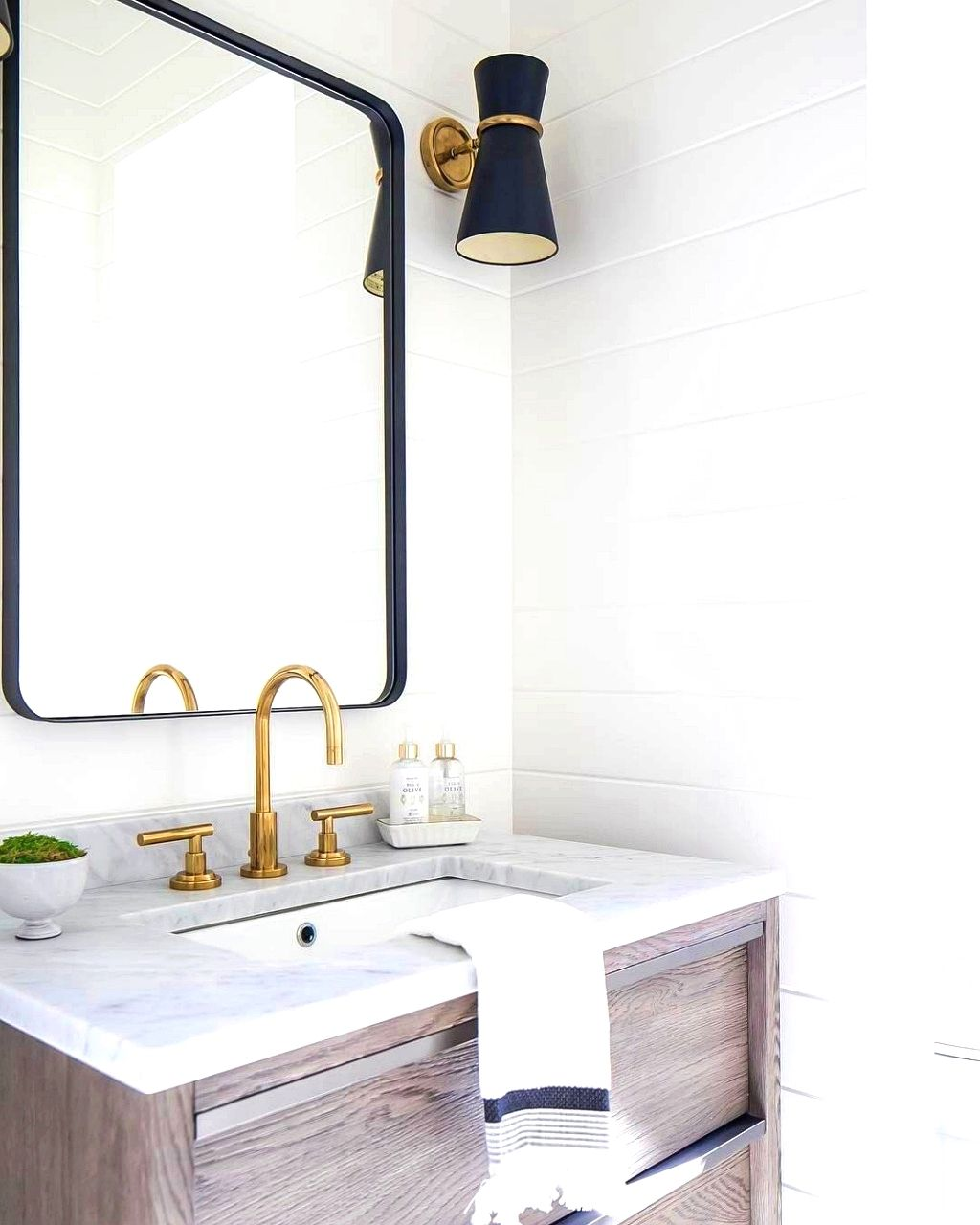 Bathroom design guide mix things which do not so matchy matchy you could possibly like the zebra stripe throw pillow offers a whimsical look of