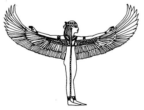 Image result for isis goddess symbol