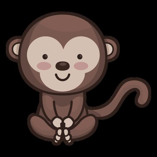 Cute Monkey Character Ad Sponsored Ad Character Monkey Cute Cute Monkey Creative Flyer Design Character