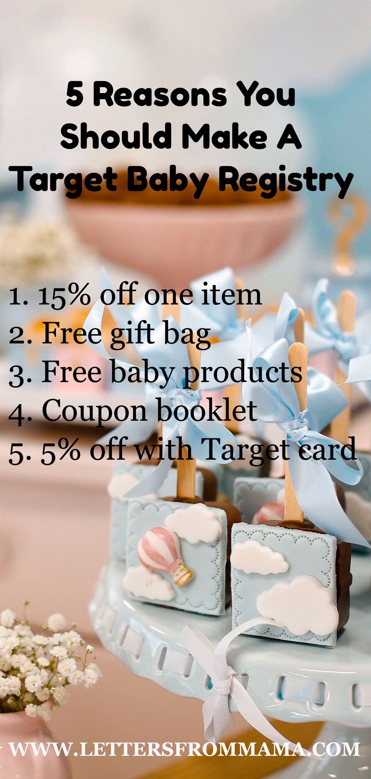 Single Post Target baby, Free baby stuff