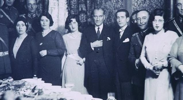 5 ARALIK 1934 Türk Kadınına Seçme ve Seçilme Hakkı Tanınmasının 80. Yıl Dönümü. DÜNYA KADIN HAKLARI GÜNÜ KUTLU OLSUN.
