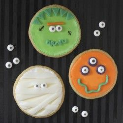 #FREESAMPLES Scary cookies ... yummy !