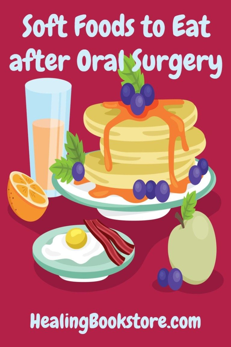 Soft Foods To Eat After Oral Surgery Soft foods to eat