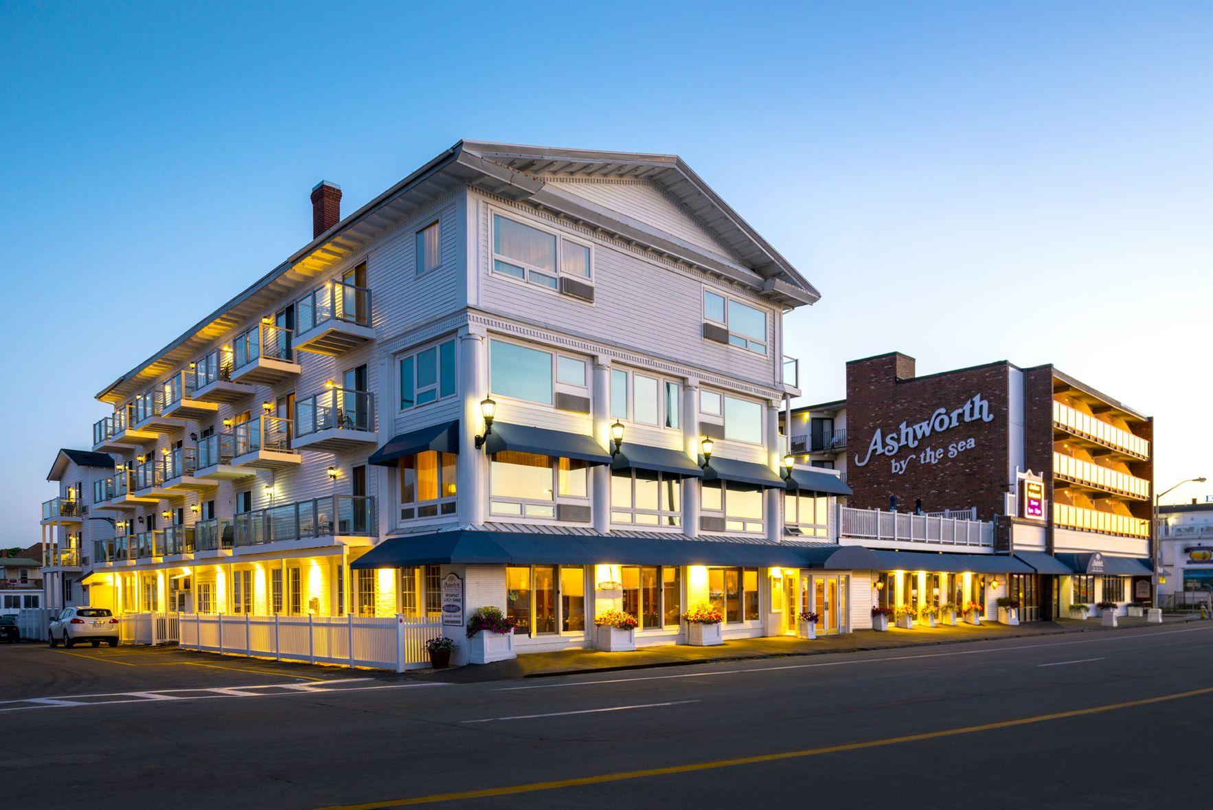 The Ashworth Hotel, Hampton Beach, N.H. - Digital Commonwealth