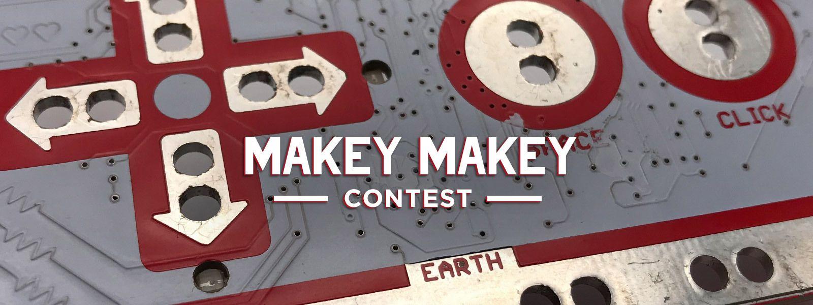 Photo of Makey Makey Contest