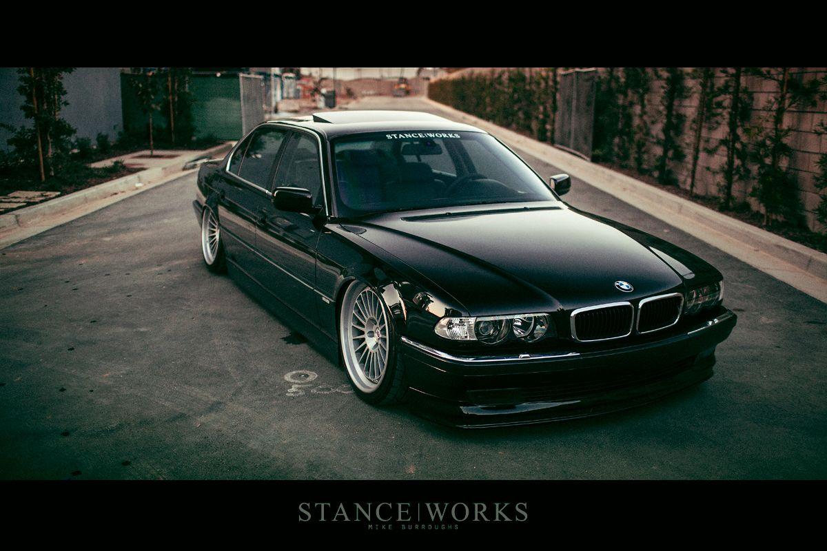 hight resolution of saying our farewells the stanceworks project 2000 e38 bmw 740il