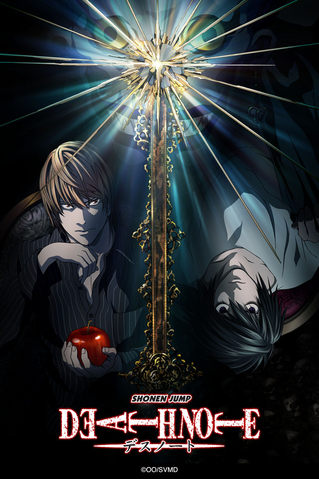 Death Note Anime Art Silk Canvas Poster Print 13x20 24x36 inch