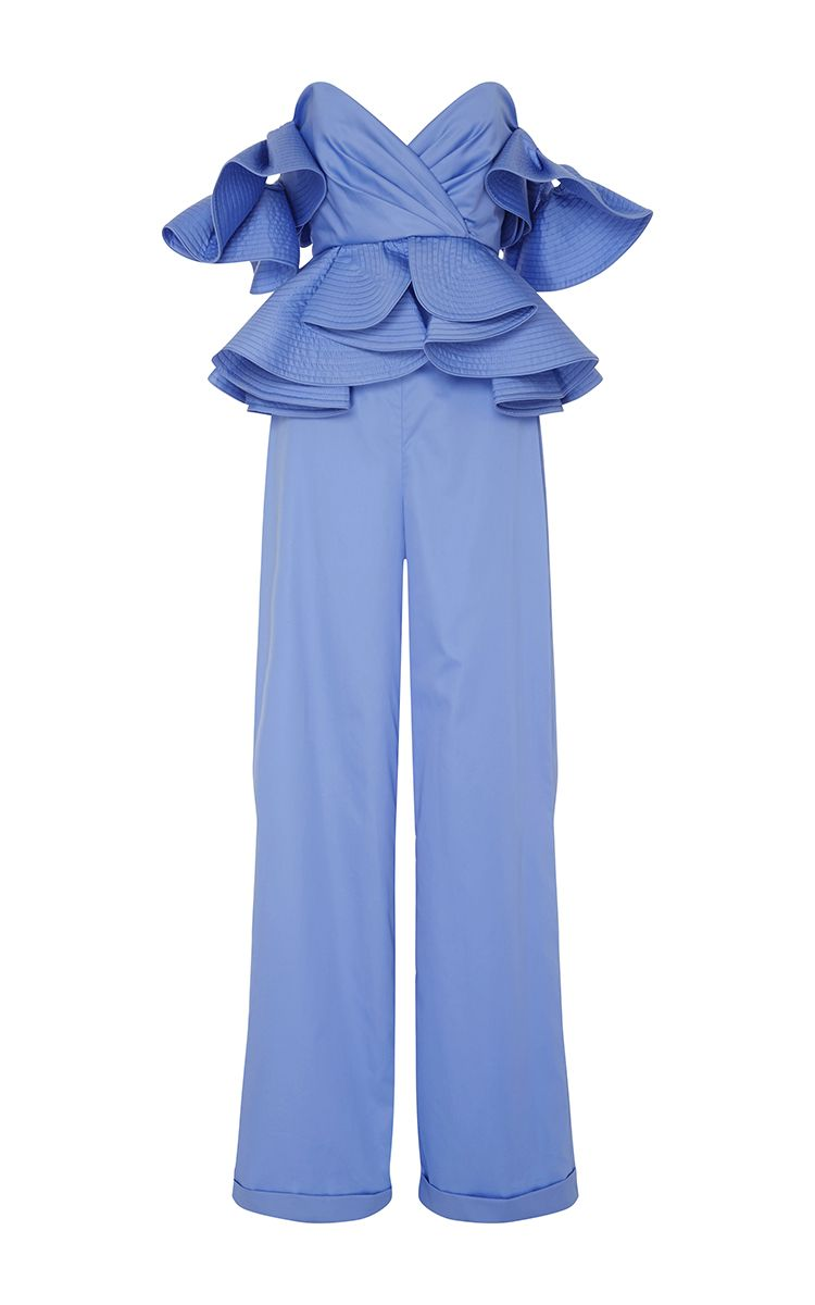 575a89af27cd Azucena Jumpsuit - Johanna Ortiz Resort 2016 - Preorder now on Moda Operandi