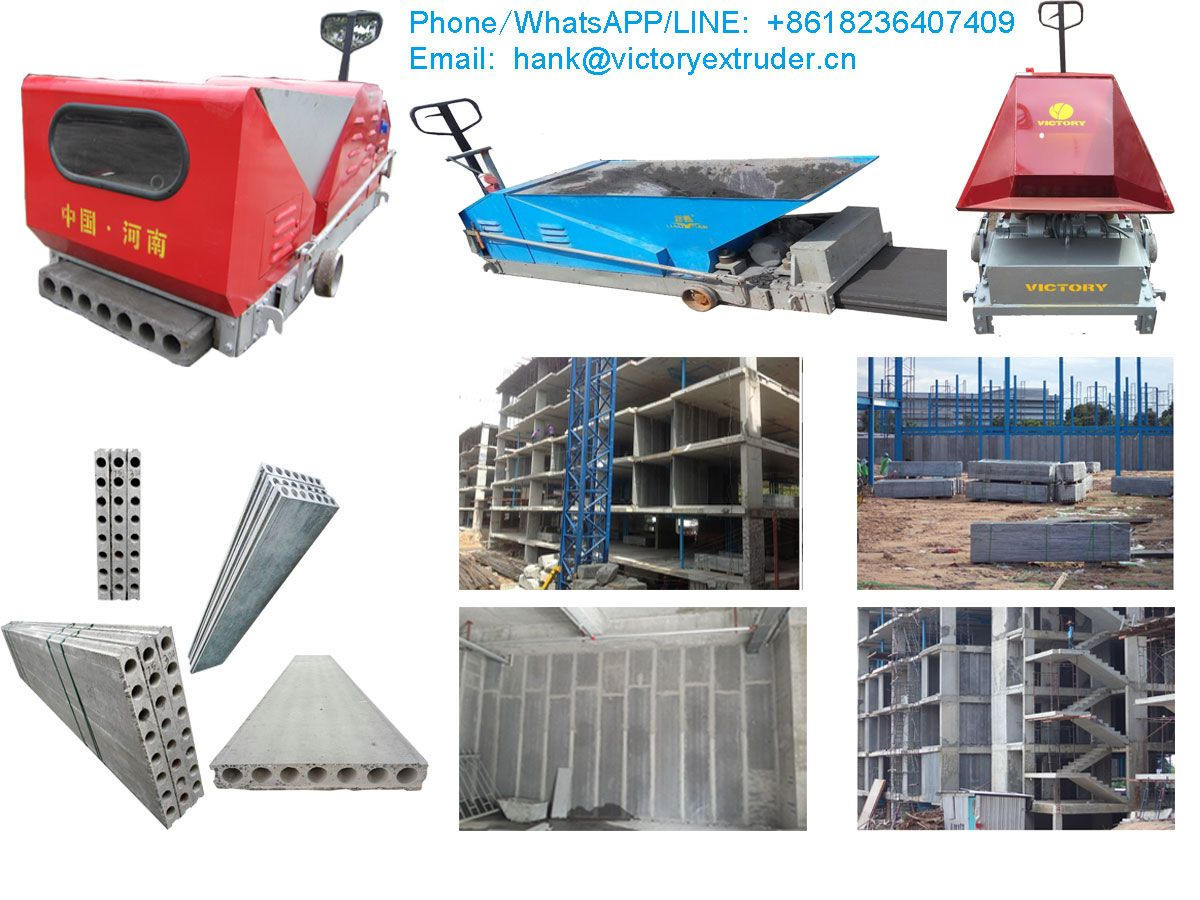 Light Weight Concrete Wall Panel Machine For Normal 75mm 90mm 100mm Wall Panels Concrete Wall Panels Wall Paneling Concrete Wall