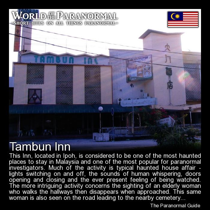 Most Haunted Places In The World With Stories: Ipoh, Perak, Malaysia