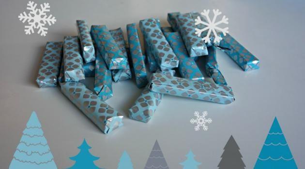 [DIY] Calendrier de l'avent – Livraison de chocolat