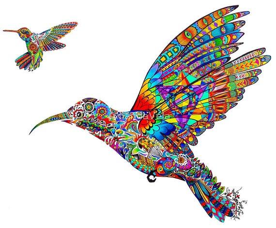 Fondos De Pantalla Colibri Animado Buscar Con Google Psychedelic Art Arte Hippy Dibujos Psicodelicos