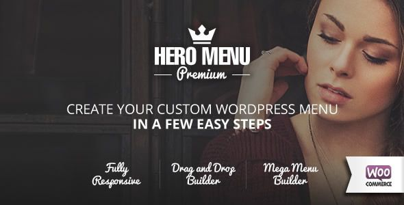 Hero Menu v1.10.0 Responsive WordPress Mega Menu Plugin Blogger ...