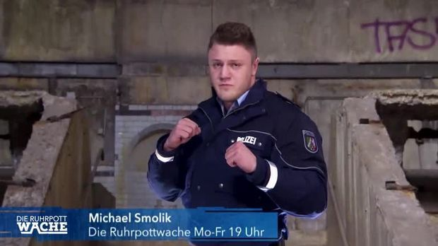 Michael Smolik Polizei