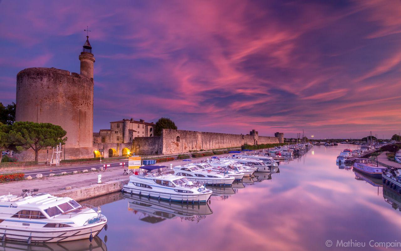 Provence Toujours Aigues Mortes Camargue Voyage Europe