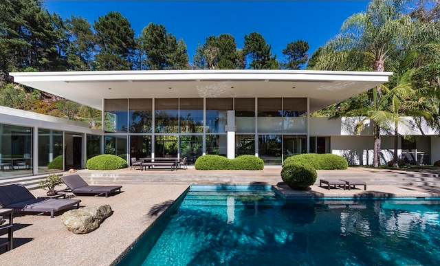Robert Skinner (AIA) built this mid century masterpiece in 1962 on ...