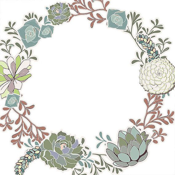 clipart flower wreath - photo #36