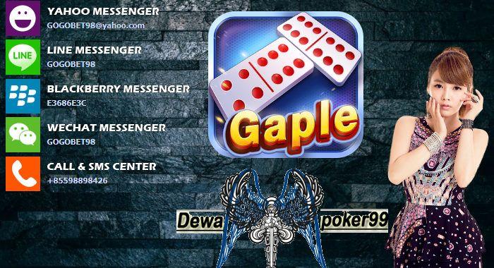 Bermain Game Gaple Online Terbaik No 1 Indonesia ...