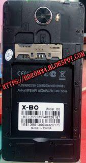 Sony X-BO O6 Clone Firmware Flash File Download MT6572__O6__O6__O6__